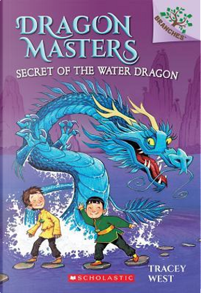 Secret of the Water Dragon by Tracey West