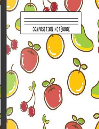 Composition Notebook by Cutesy Press