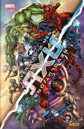 Avengers & X-Men: Axis Revolutions #1 by Dennis Hopeless, Kevin Shinick, Simon Spurrier