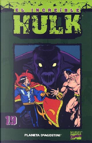 El Increíble Hulk. Coleccionable #19 (de 50) by Peter David