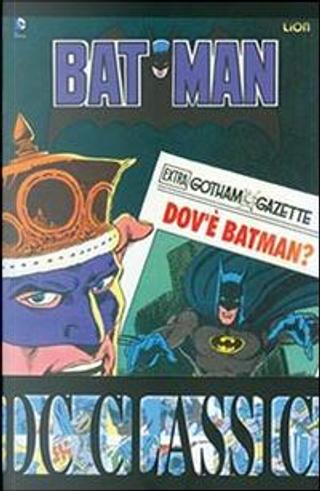 Batman classic by John Wagner