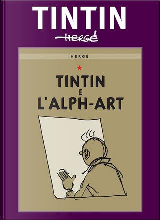 Le avventure di Tintin n. 24 by Hergé
