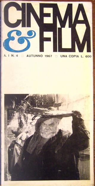 Cinema & Film n. 4, anno I, autunno 1967 by