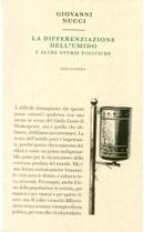 La differenziazione dell'umido e altre storie politiche by Giovanni Nucci