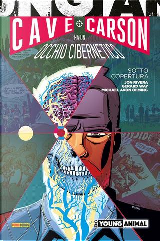 Cave carson ha un occhio cibernetico by Gerard Way, John Rivera