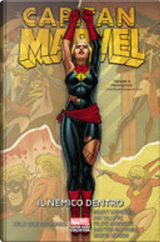 Capitan Marvel vol. 2 by Kelly Sue DeConnick