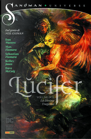 Lucifer vol. 2 by Dan Watters