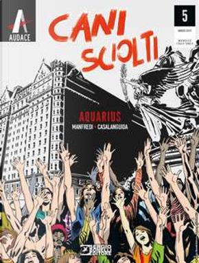 Cani sciolti n. 5 by Gianfranco Manfredi