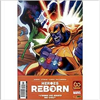 Heroes Reborn n. 3 by Jason Aaron