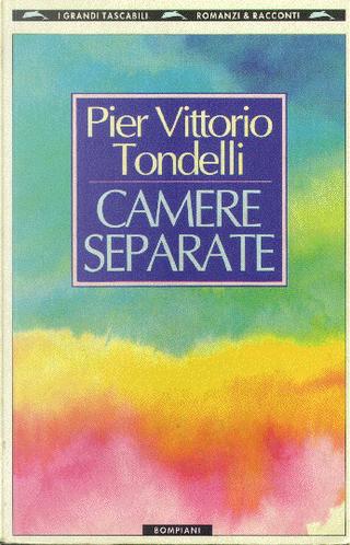 Camere separate by Pier Vittorio Tondelli