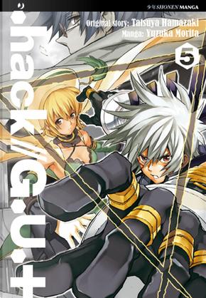 .hack//G.U.+ Vol. 5 by Tatsuya Hamazaki, Yuzuka Morita