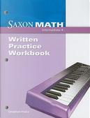Saxon Math Intermediate 4 by Stephen Hake
