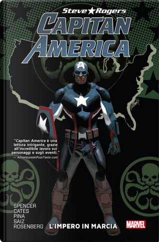Capitan America: Steve Rogers vol. 2 by Donny Cates, Nick Spencer