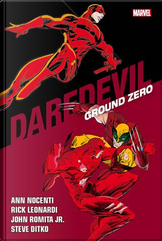 Daredevil collection vol. 16 by John Romita Jr., Ann Nocenti, Rick Leonardi, Steve Ditko