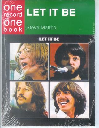 Let it Be by Steve Matteo
