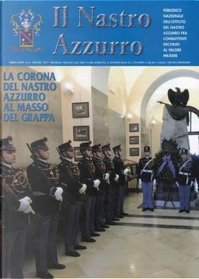 Il nastro azzurro: anno LXXVIII, n. 6, novembre-dicembre 2017