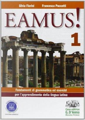 Eamus! Fondamenti di grammatica ed esercizi per l'apprendimento della lingua latina. Per i Licei e gli Ist. magistrali. Con espansione online by Silvia Fiorini