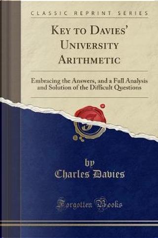 Key to Davies' University Arithmetic by Charles Davies