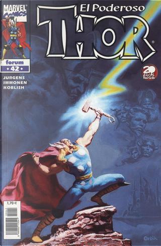 Thor Vol.4 #42 (de 45) by Dan Jurgens, Dan Jurgens, Dan Jurgens