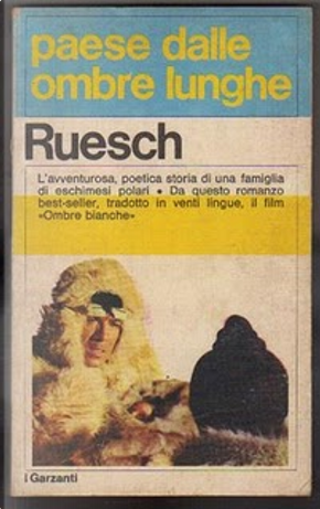 Il paese dalle ombre lunghe by Hans Ruesch