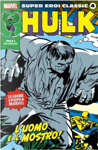 Super Eroi Classic vol. 4 by Jack Kirby, Stan Lee