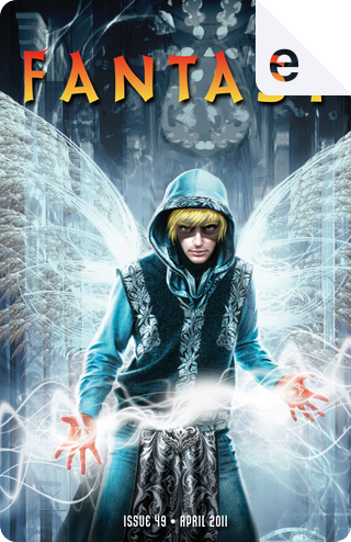 Fantasy Magazine (Issue 49) by Carrie Vaughn, Jonathan L. Howard, Kat Howard, Peter S. Beagle