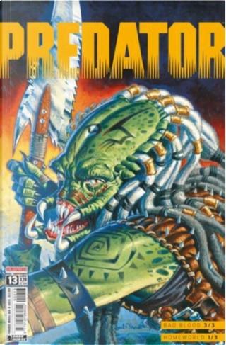 Predator #13 by Evan Dorkin, James Vance, Kate Worley