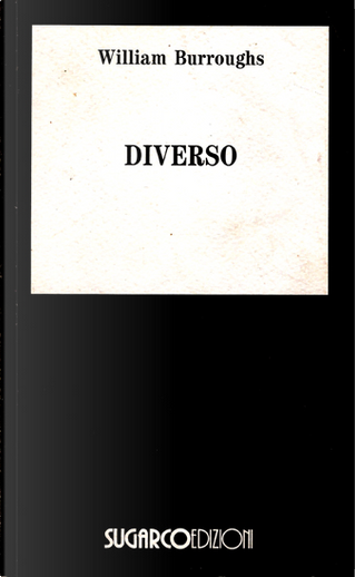 Diverso by William Burroughs