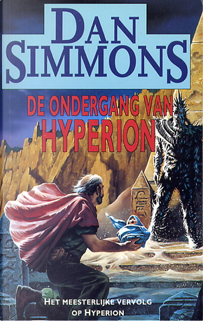 De ondergang van Hyperion by Dan Simmons