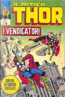 Il Mitico Thor n. 5 by Jack Kirby, Robert Bernstein, Stan Lee