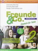 Freunde & co. Con fascicoloLIM. Per la Scuola media. Con CD Audio. Con e-book. Con espansione online. Con libro by Gabriella Montali