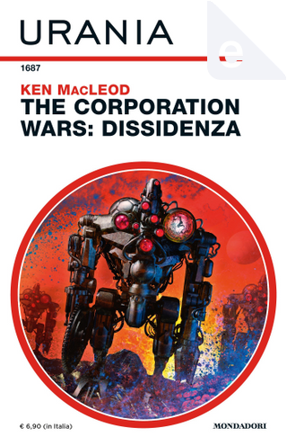 The Corporation Wars: Dissidenza by Ken MacLeod