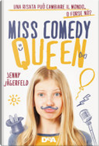 Miss Comedy Queen by Jenny Jagerfeld