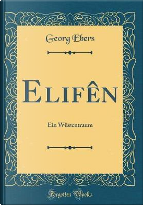 Elifên by Georg Ebers