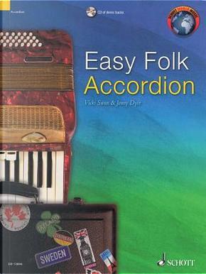 Easy Folk Accordion by Hal Leonard Publishing Corporation