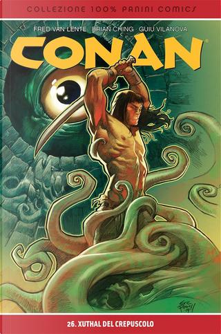 Conan vol. 26 by Fred Van Lente