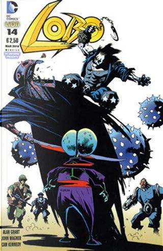 Lobo n. 14 by John Wagner, Alan Grant, Harvey Richards