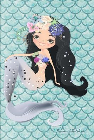 Mermaid Notebook by Nifty Prints