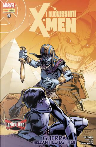 I nuovissimi X-Men n. 41 by Chad Bowers, Chris Sims, Dennis Hopeless