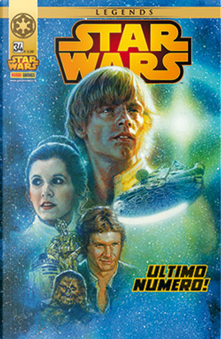 Star Wars vol. 34 by Brian Wood, Thomas Andrews