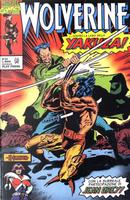 Wolverine n. 27 by Al Milgrom, Bill Mantlo, Brett Blevins, Dana Moreshead, David Ross, Larry Hama, Marc Silvestri