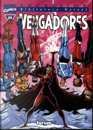 Biblioteca Marvel: Los Vengadores #29 by Bill Mantlo, David Michelinie, Mark Gruenwald, Steve Grant