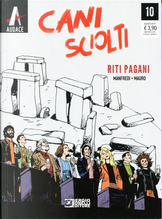 Cani sciolti n. 10 by Gianfranco Manfredi