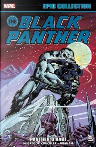 Black Panther Epic Collection by Don McGregor