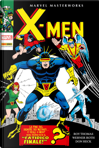 Marvel Masterworks: X-Men vol. 4 by Roy Thomas