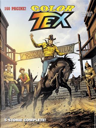 Color Tex n. 16 by Antonio Serra, Fabrizio Accatino, Majo, Mauro Boselli, Moreno Burattini