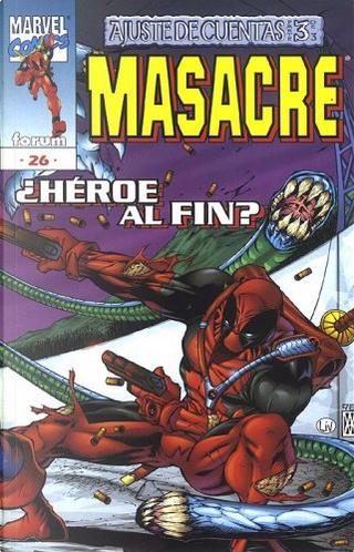 Masacre Vol.3 #26 by Joe Kelly