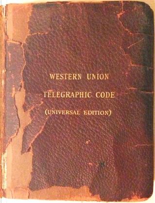 Western Union Telegraphic Code