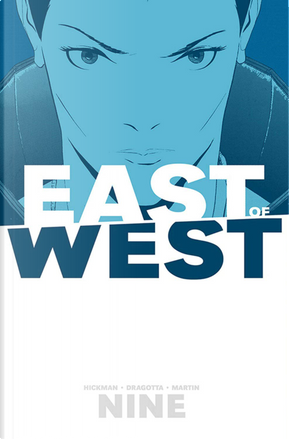 East of West, Vol. 9 by Jonathan Hickman