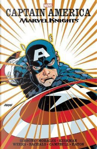 Captain America Marvel Knights 2 by Dave Gibbons